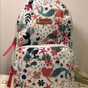 Lily Bloom Mermaid Sling Bag purse